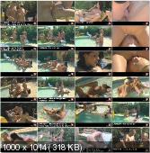 FuckingGamble - Yasmine Gold, Vivien Vogue, Cassye, Larissa Dee - Goals And Girls Ep.5 [HD 720p]