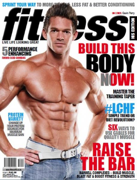Fitness His Edition - July/August 2014