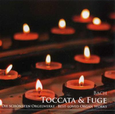 Bach – Toccata & Fuge (Best-loved Organ Works, Werner Jacob) / 2014 Warner Classics