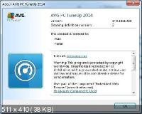 AVG PC TuneUp 2014 14.0.1001.489 Final Portable