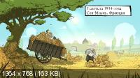 Valiant Hearts: The Great Wa (2014/RUS/ENG/MULTI10/Full/RePack)