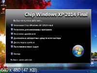 Chip Windows XP 2014 Final DVD 2014 Final (x86/RUS)