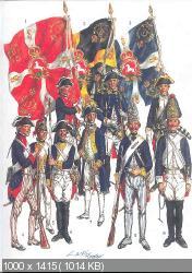Фред Функен, Лилиан Функен - Войны на Американском континенте XVII-XIX века [2 тома из 2] (2003) PDF