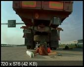 Красный грузовик серого цвета / Sivi Kamion Crvene Boje / Red Colored Grey Truck (2004) DVD5   MVO