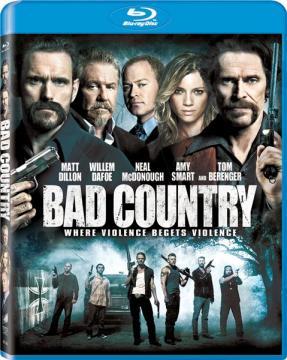 Перекрестный огонь / Bad Country (2014) BDRip 1080p
