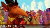 Заботливые Мишки: Путешествие в Шутляндию / Care Bears: Journey to Joke-a-Lot (2004) DVDRip