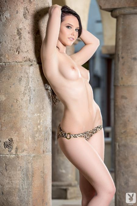 Playboy [Cybergirls]: Iana Little - Bold (08*07*2014)