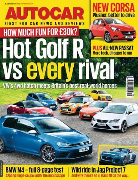 Autocar UK - 9 July 2014