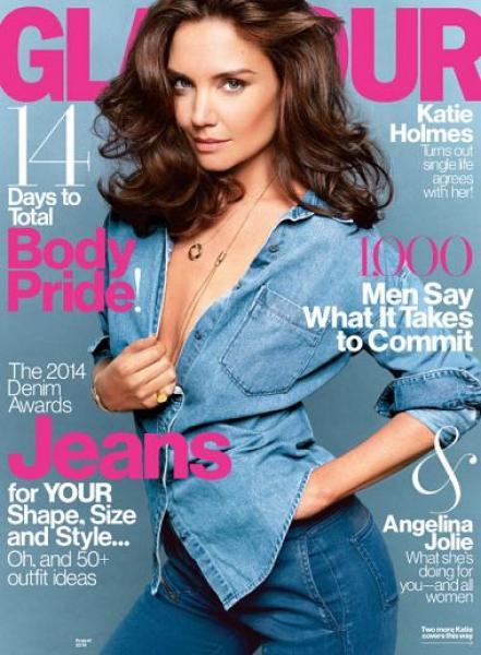 Glamour USA - August 2014