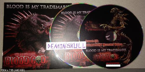 Blood God - Blood Is My Trademark (2014)  [Limited Edition]