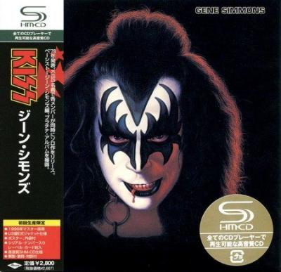 КISS - Paul Stanley, Gene Simmons, Peter Criss, Ace Frehley [Japanese Edition] (1978)