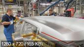 ����������: �����-���� ������ / Megafactories: Rolls-Royce Phantom (2009) HDTVRip 720p | VO