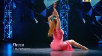 Танцы [1 выпуск] (2014) SATRip