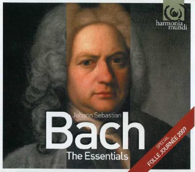 J.S.Bach – The Essentials, 2CD / 2009 Harmonia mundi