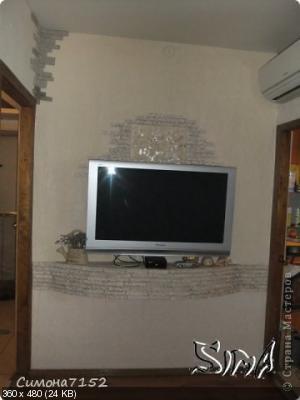 Декоративное оформление стен  5201c34c254fdfe93284e0e853e35806