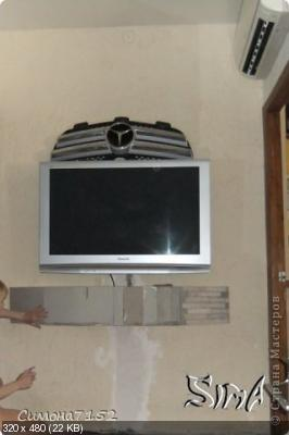 Декоративное оформление стен  6039d364218deed64544cdae48fb0807