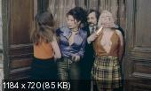 Школьницы автостопщицы / Jeunes filles impudiques / Schoolgirl Hitchhikers (1973) BDRip-AVC