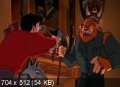 Элвин и бурундуки встречают оборотня / Alvin and the Chipmunks Meet the Wolfman (2000) DVDRip