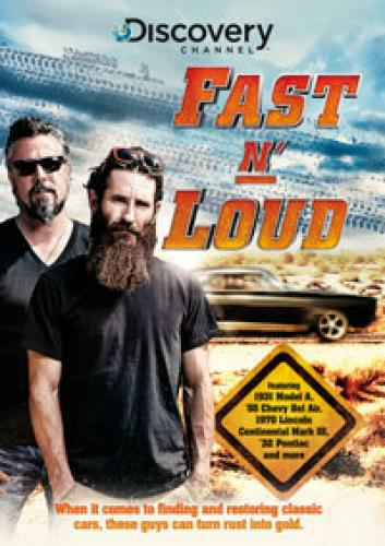 Discovery. Быстрые и громкие / Fast N' Loud [5 сезон] (2014) HDTVRip от HitWay | DUB