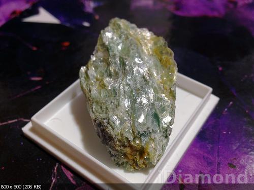 Коллекция минералов iDiamond