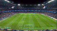 Футбол. Лига Чемпионов 2014-2015. Группа E. 2-й тур. Манчестер Сити (Англия) – Рома (Италия) [30.09] (2014) HDTVRip 720р