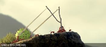 �������. ����������� � ������ �������� / Minuscule - La valle des fourmis perdues (2013) BDRip 720p