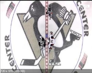 Хоккей. NHL 14/15. RS: Anaheim Ducks vs. Pittsburgh Penguins [09.10] (2014) IPTVRip
