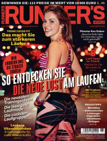 Runner's World Germany - November 2014