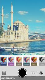 Retrica Pro 2.2 (Android) - для фотосъемки с применением фильтров