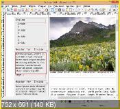 Scribus 1.4.4 - настольная издательская система