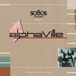 Alphaville - So80S Presents Alphaville (Curated By Blank & Jones) (2014)