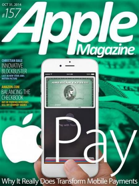 AppleMagazine – 31 October 2014
