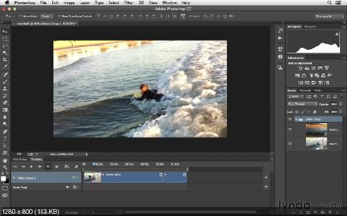 Lynda.com Photoshop CC для фотографов средний Обновлённый Курс | [Infoclub.PRO]