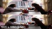 Без черных полос (На весь экран) Превосходство в 3Д / Transcendence 3D  Вертикальная анаморфная