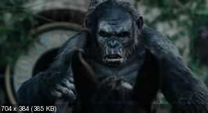 ������� �������: ���������  / Dawn of the Planet of the Apes (2014) BDRip | ��������