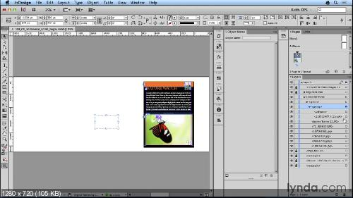 Lynda.com Adobe Digital Publishing Suite Интерактивные методы