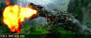 ������������: ����� ����������� / Transformers: Age of Extinction  (2014) BDRip | DUB | ��������