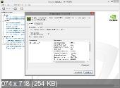 NVIDIA GeForce Desktop 344.75 WHQL + For Notebooks (RUS/ML)