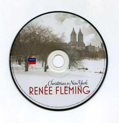 Renee Fleming - Christmas In New York / 2014 DECCA