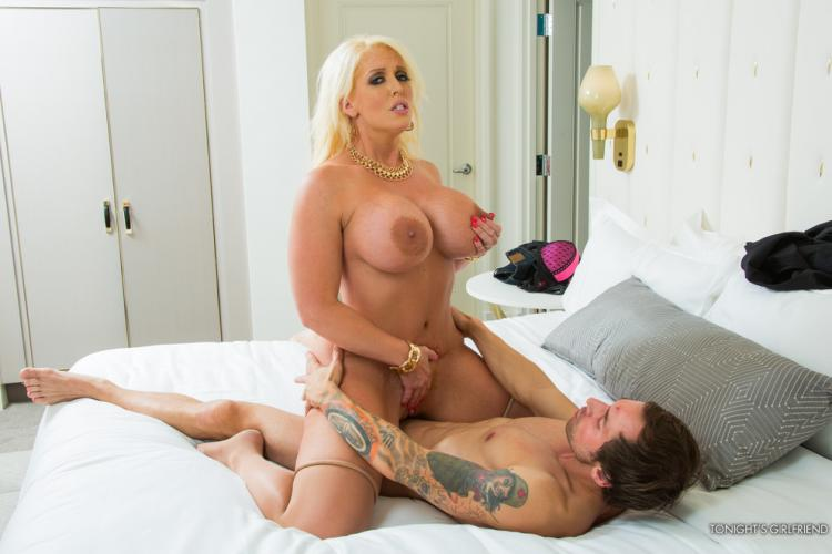Unmatched Cougar Alura Jenson With Her Super Huge Boobs Having Hardcore Pornpros 1