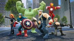 Disney Infinity 2.0: Marvel Super Heroes (2014/RUS/ENG/MULTI6)