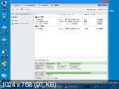 Загрузочный диск  WinPE5  - TechAdmin 1.9 (x86/x64/RUS/2014)