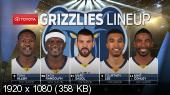 ���������. NBA 14/15. RS: Memphis Grizzlies @ Portland Trail Blazers [29.11] (2014) HDTVRip 720p