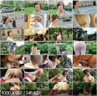 PublicSexAdventures - Eniko - Exciting Public Fuck In A Park [HD 720p]
