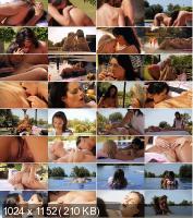 Club Pink Velvet 3 : Lesbian Heaven [DVDRip] Viv Thomas 2014