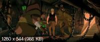 �����: ����� ������ ����� /  Titan A.E. (2000) WEB-DL 720p | DUB | MVO | AVO