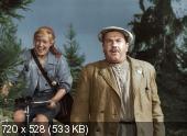 Волга-Волга (1938) HDTVRip | Цветная версия