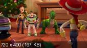 ������� �������: ��, ��� ������ / Toy Story That Time Forgot (2014) HDTVRip