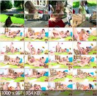 TeenAmite - Karolina, Honza - Student Party With Two Young Sexy Girls Part 2 [HD 720p]