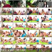 TeenAmite - Karolina, Honza - Student Party With Two Young Sexy Girls Part 1 [HD 720p]